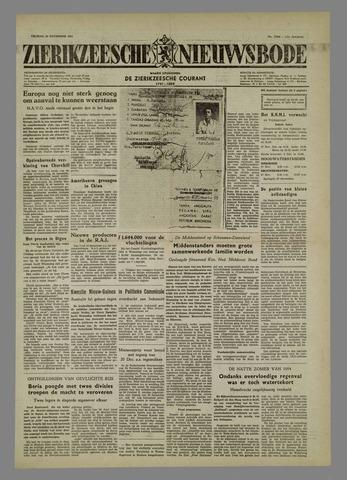 Zierikzeesche Nieuwsbode 1954-11-26