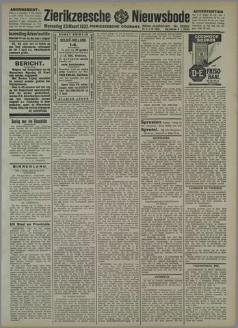 Zierikzeesche Nieuwsbode 1932-03-23