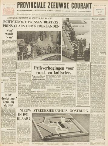 Provinciale Zeeuwse Courant 1966-03-08