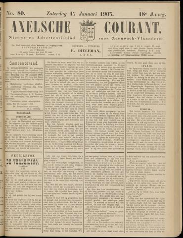 Axelsche Courant 1903-01-17