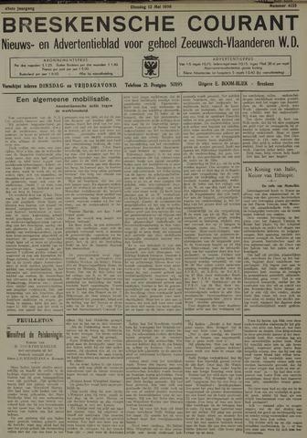 Breskensche Courant 1936-05-12