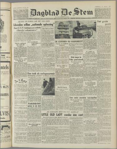 de Stem 1950-03-22