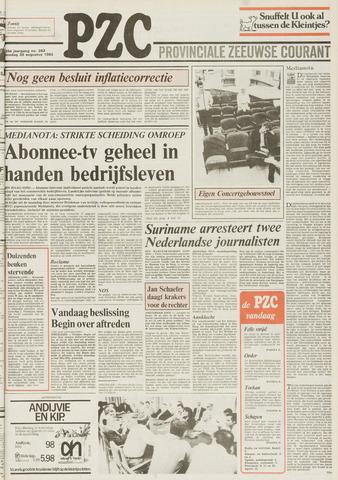 Provinciale Zeeuwse Courant 1983-08-30