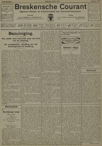 Breskensche Courant 1932-07-16