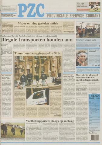 Provinciale Zeeuwse Courant 1997-02-17