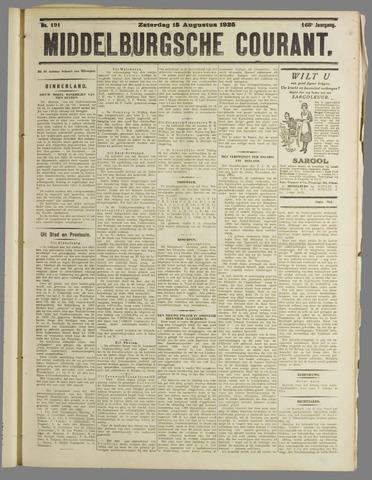 Middelburgsche Courant 1925-08-15