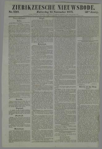 Zierikzeesche Nieuwsbode 1873-11-15