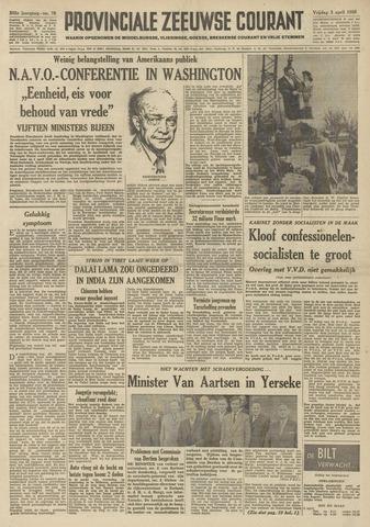 Provinciale Zeeuwse Courant 1959-04-03