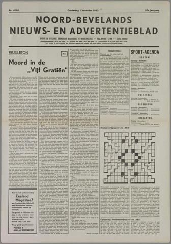 Noord-Bevelands Nieuws- en advertentieblad 1983-12-01