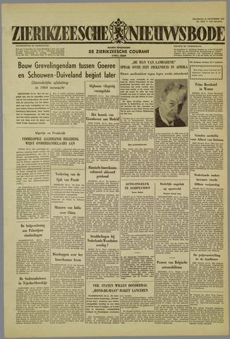 Zierikzeesche Nieuwsbode 1959-11-23