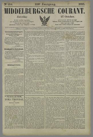 Middelburgsche Courant 1883-10-27