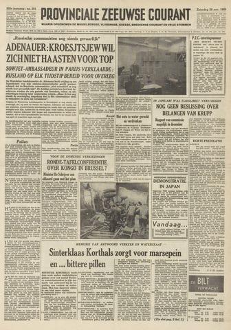 Provinciale Zeeuwse Courant 1959-11-28