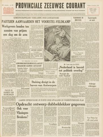 Provinciale Zeeuwse Courant 1964-12-11