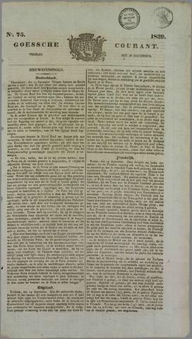 Goessche Courant 1839-09-20