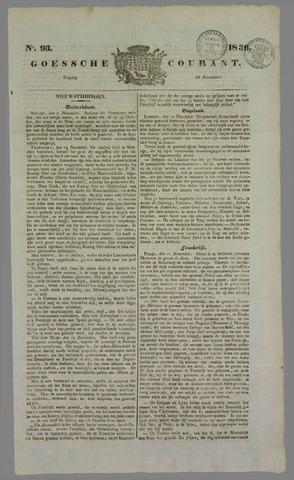 Goessche Courant 1836-11-18