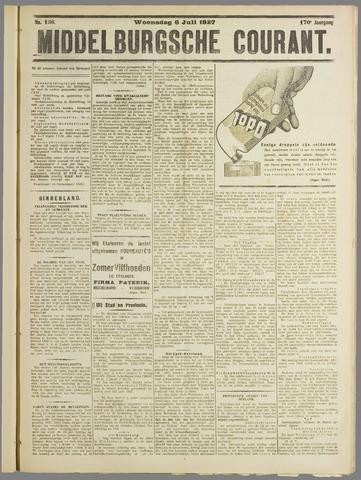Middelburgsche Courant 1927-07-06