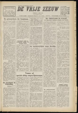 de Vrije Zeeuw 1948-07-16