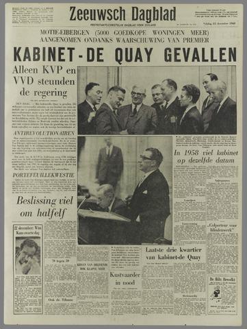 Zeeuwsch Dagblad 1960-12-23
