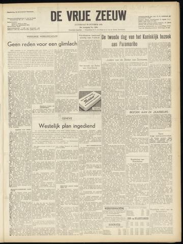 de Vrije Zeeuw 1955-10-29