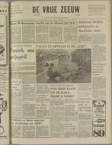 de Vrije Zeeuw 1971-07-22