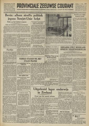 Provinciale Zeeuwse Courant 1950-10-06