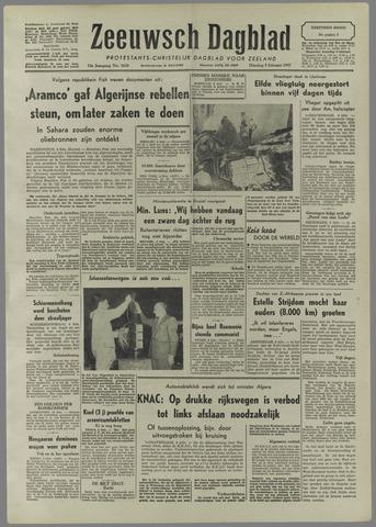 Zeeuwsch Dagblad 1957-02-05