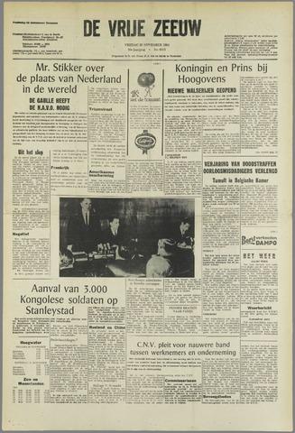 de Vrije Zeeuw 1964-11-20