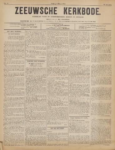 Zeeuwsche kerkbode, weekblad gewijd aan de belangen der gereformeerde kerken/ Zeeuwsch kerkblad 1936-03-13