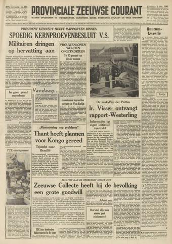Provinciale Zeeuwse Courant 1961-12-02