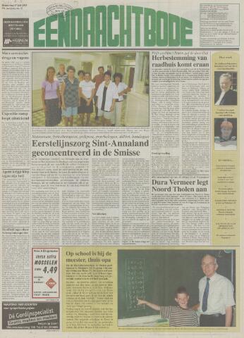 Eendrachtbode (1945-heden)/Mededeelingenblad voor het eiland Tholen (1944/45) 2003-07-17