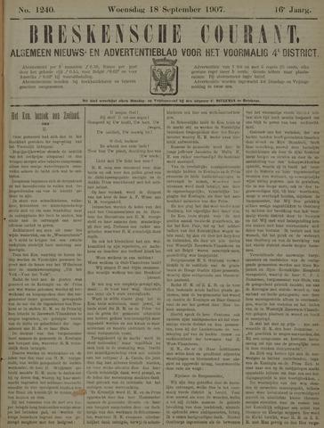 Breskensche Courant 1907-09-18