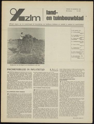 Zeeuwsch landbouwblad ... ZLM land- en tuinbouwblad 1970-08-26
