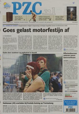 Provinciale Zeeuwse Courant 2011-08-19