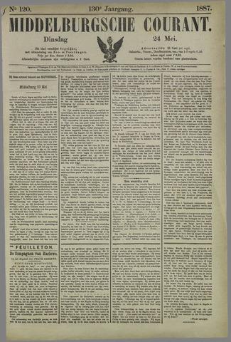 Middelburgsche Courant 1887-05-24