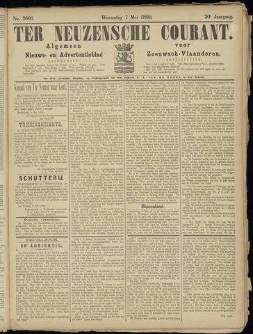 Ter Neuzensche Courant. Algemeen Nieuws- en Advertentieblad voor Zeeuwsch-Vlaanderen / Neuzensche Courant ... (idem) / (Algemeen) nieuws en advertentieblad voor Zeeuwsch-Vlaanderen 1890-05-07