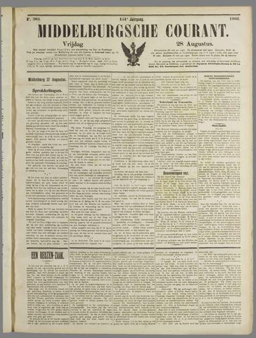 Middelburgsche Courant 1908-08-28