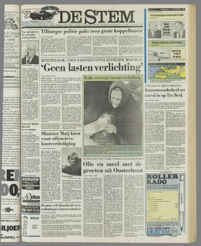 de Stem 1990-12-12