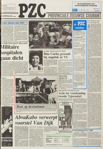 Provinciale Zeeuwse Courant 1987-09-26