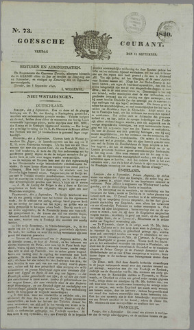 Goessche Courant 1840-09-11