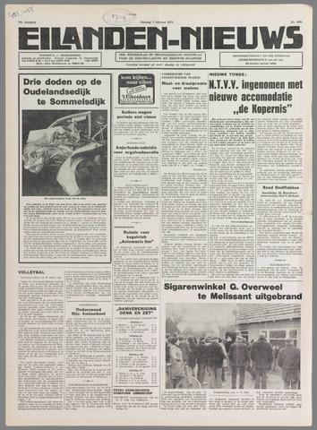 Eilanden-nieuws. Christelijk streekblad op gereformeerde grondslag 1978-02-07