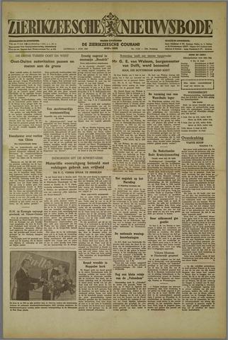 Zierikzeesche Nieuwsbode 1952-06-07