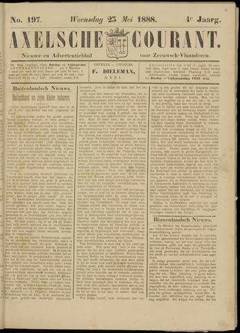 Axelsche Courant 1888-05-23