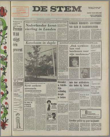 de Stem 1975-12-27