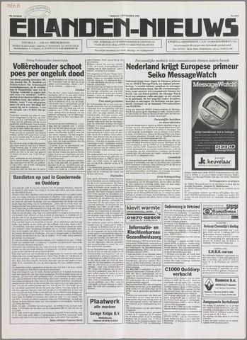 Eilanden-nieuws. Christelijk streekblad op gereformeerde grondslag 1995-09-01
