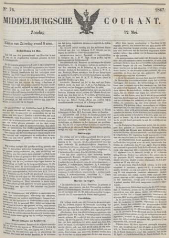 Middelburgsche Courant 1867-05-12