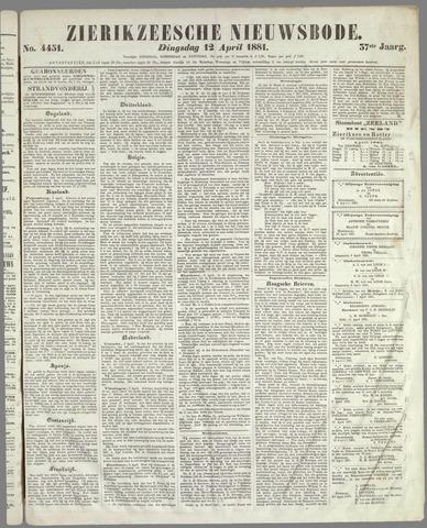 Zierikzeesche Nieuwsbode 1881-04-12