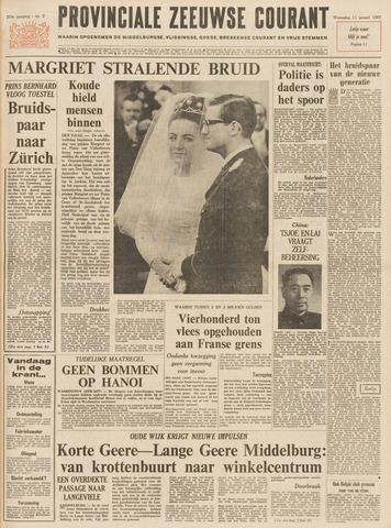 Provinciale Zeeuwse Courant 1967-01-11