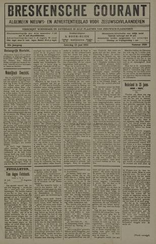 Breskensche Courant 1923-06-23