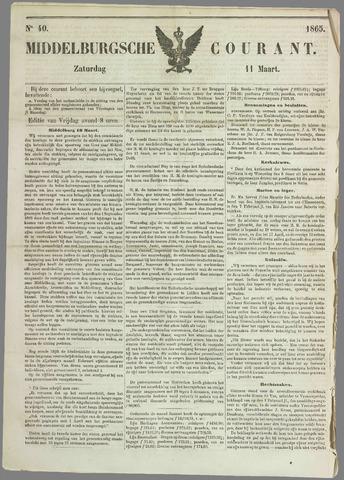 Middelburgsche Courant 1865-03-11