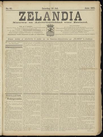 Zelandia. Nieuws-en advertentieblad voor Zeeland | edities: Het Land van Hulst en De Vier Ambachten 1902-07-26